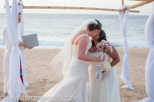 The Kiss! -LGBT, Same Sex Wedding Photographer Puerto Rico