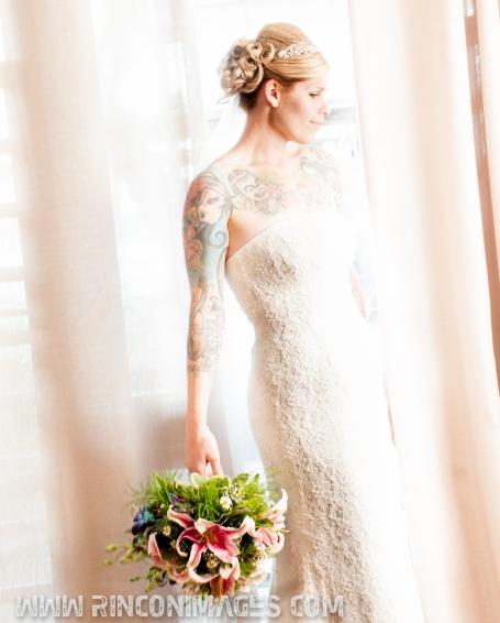 Racquel Bridal Portrait