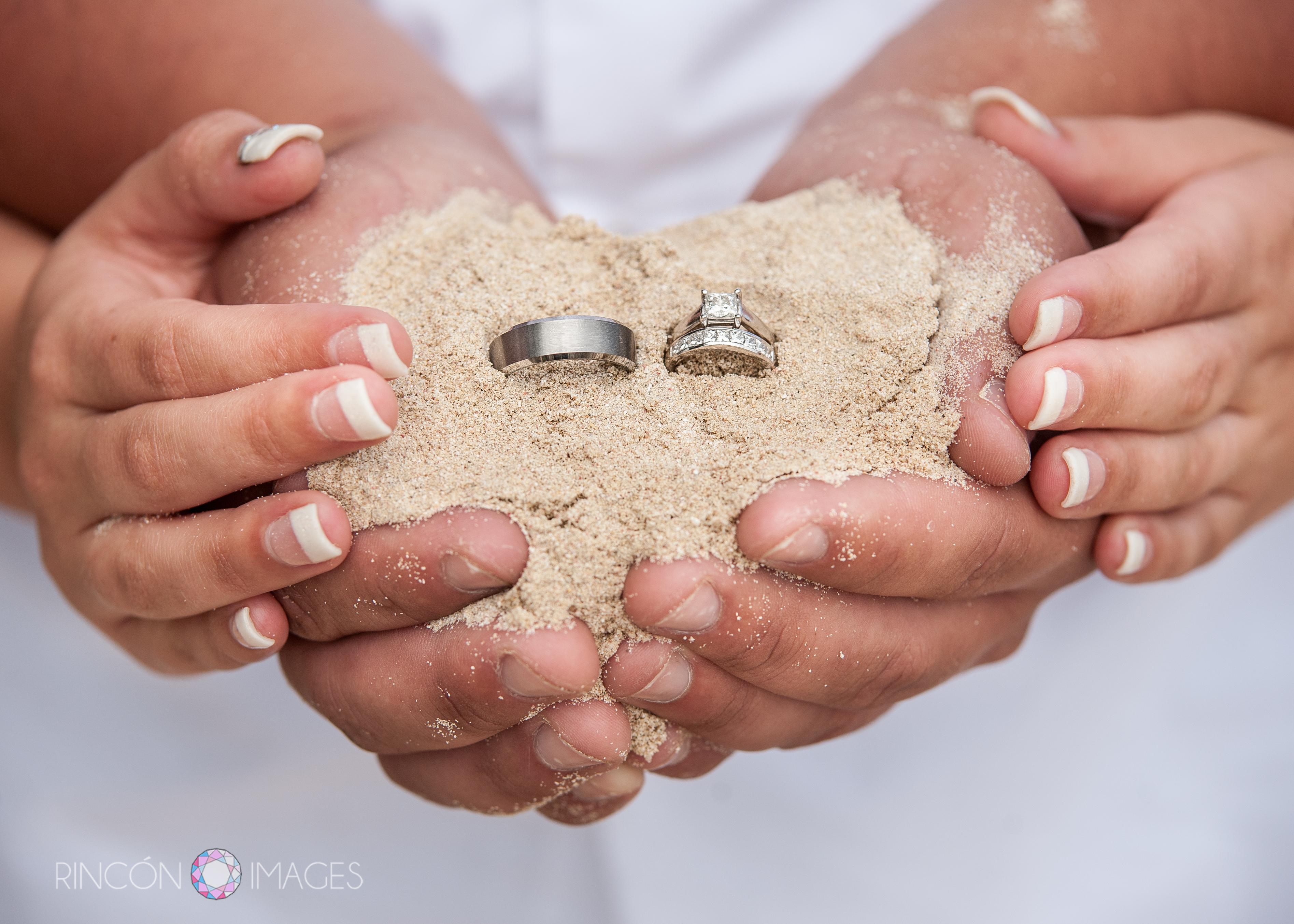 Flamenco beach wedding Puerto Rico Wedding Photographer